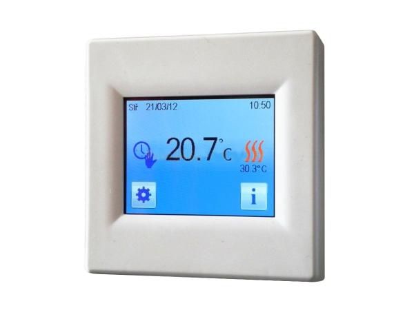 Digitales Thermostat Fenix TFT Touchscreen