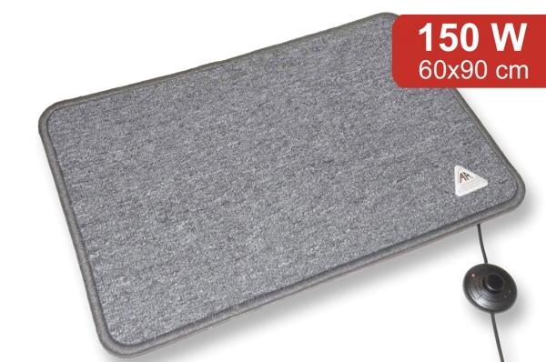 Heat Master© als Fußwärmer und Schuhtrockner für den Innenbereich 150 W - 60x90cm