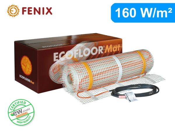 Elektrische Heizmatte für Fliesen 160 W/m² ECO